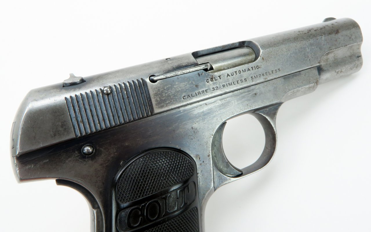 Colt Model 1903 Pocket Hammerless Third Variant