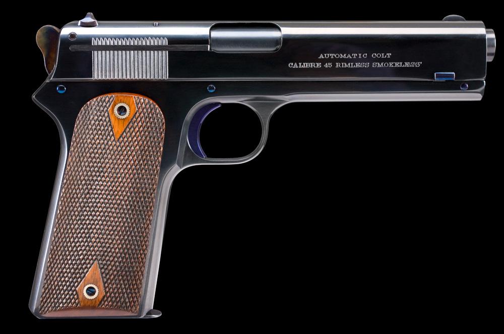 .45 Auto 1905 Colt Automatic Pistols