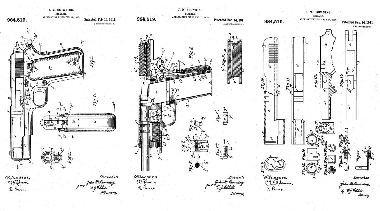 Patent J.Brauning feb. 14 1911