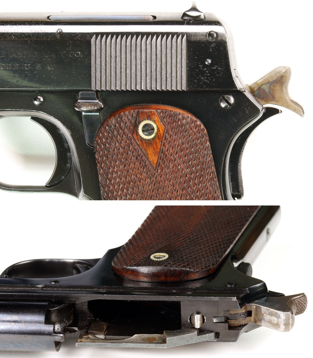 Colt Model 1907 .45 ACP