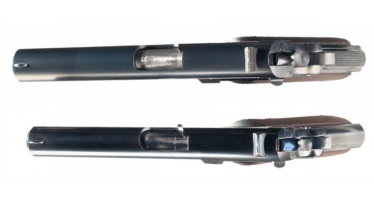 Colt Model 1910 Automatic Pistol