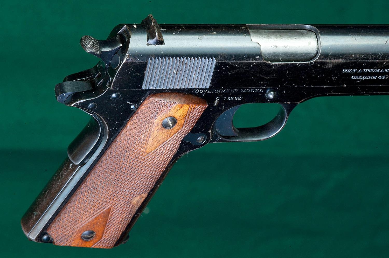 Пистолет Кольт Модель 1911 года