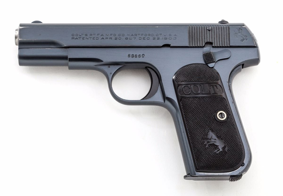 Colt model 1908 pocket hammerless
