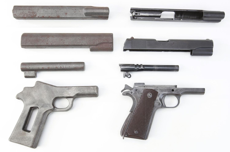 Colt Model 1911A1 U.S. Army