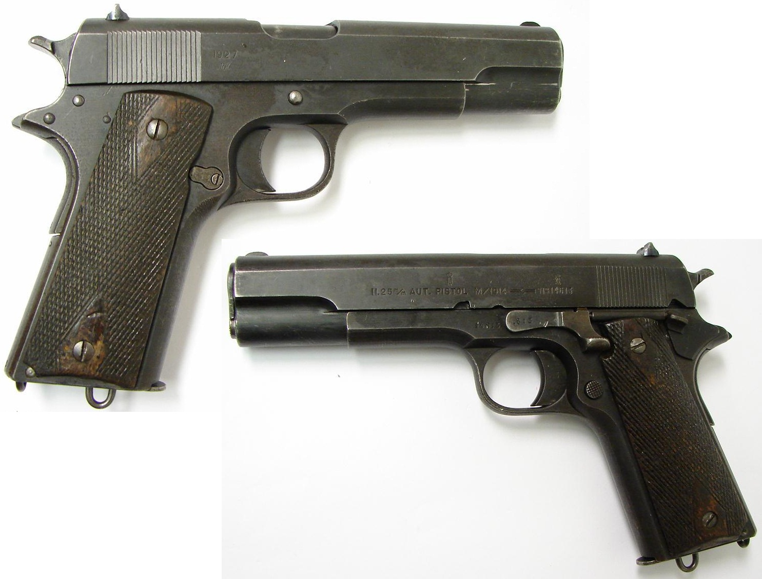 M/1914, Kongsberg Colt
