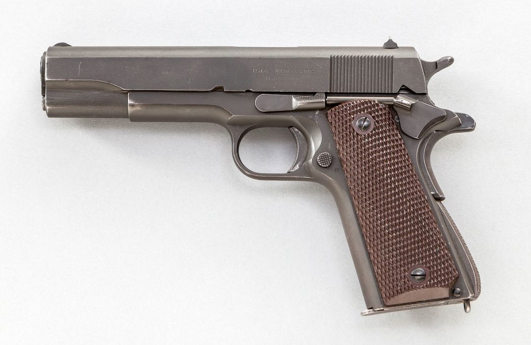 Ithaca Model 1911A1