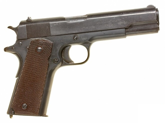 Model of 1911 for Russia