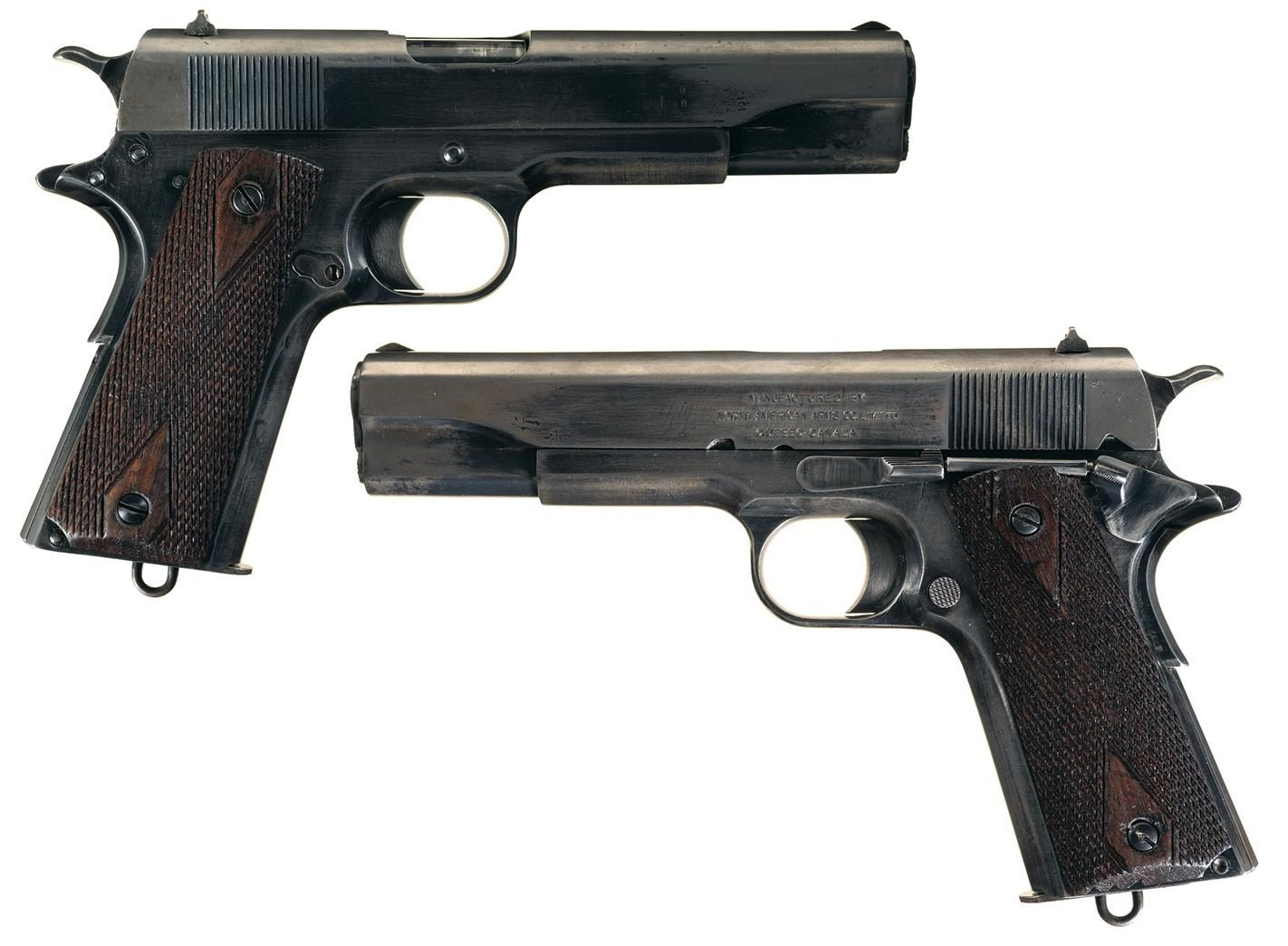 North American Arms Model 1911 Semi-Automatic Pistol