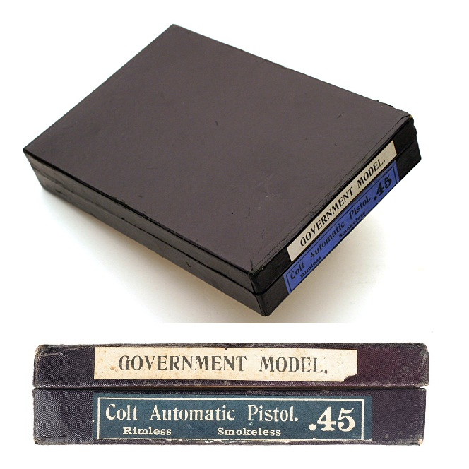 Colt Government Box