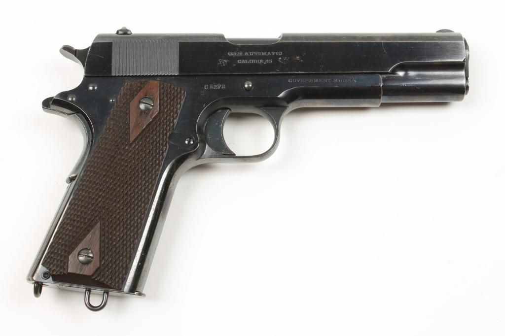 Early Colt Model 1911 Commercial Government Model Pistol