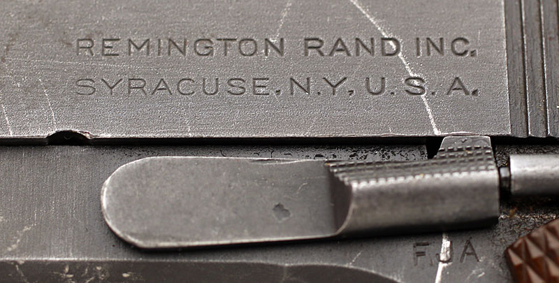 Model 1911-A1 Remington Rand