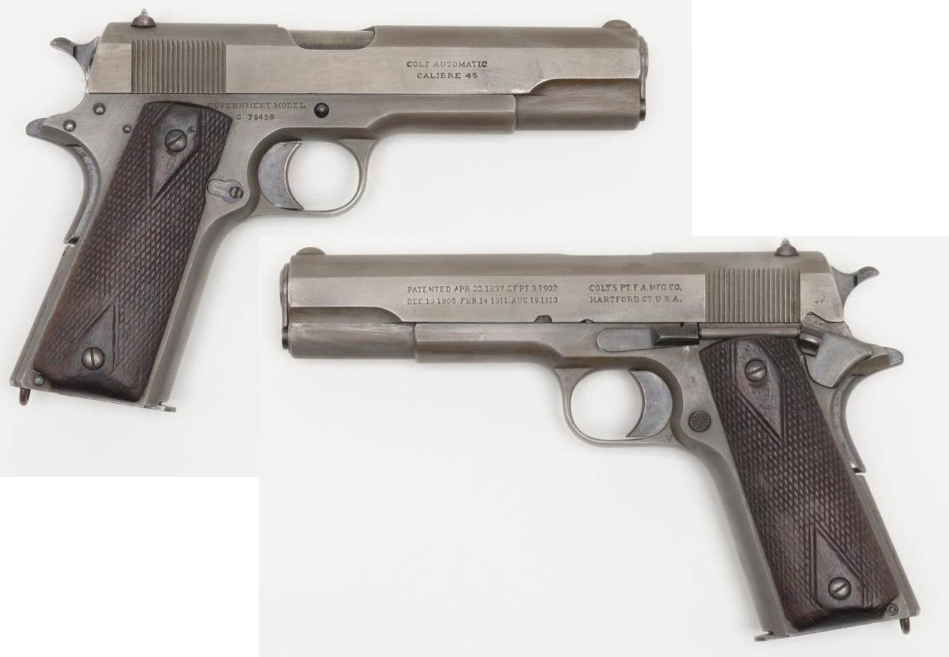 Colt Model of 1911 for Russia