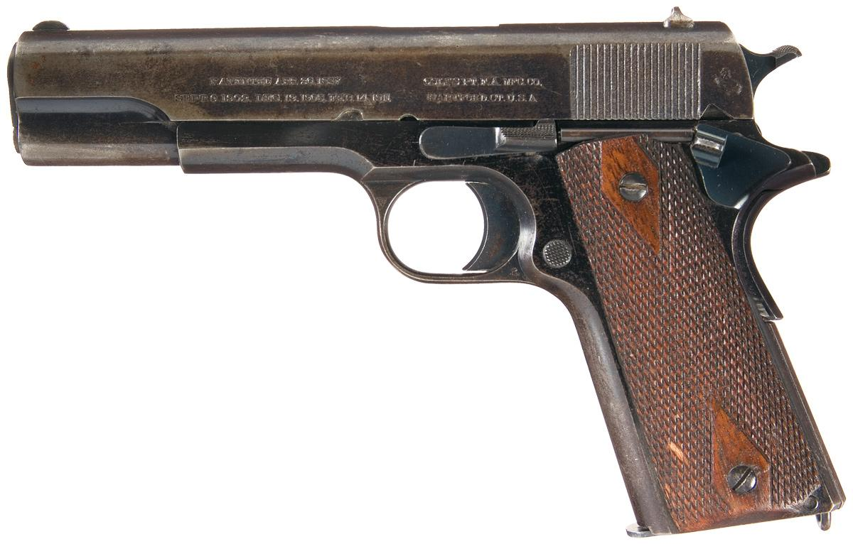 Colt 1911 Early