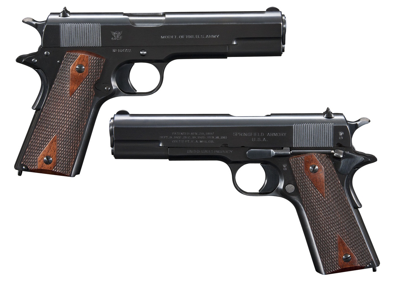 Colt Model 1911 by Springfield Armory