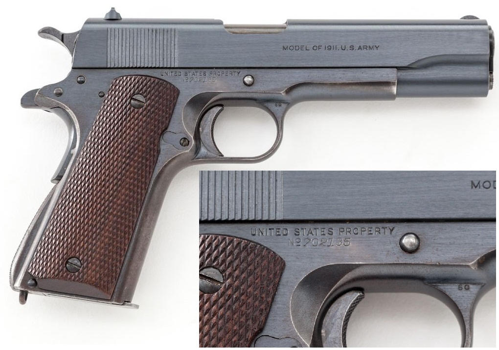 Colt 1911-A1 Transition Model