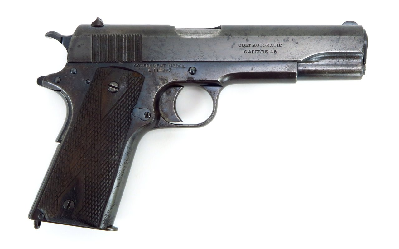 Colt Model 1911 civilian series