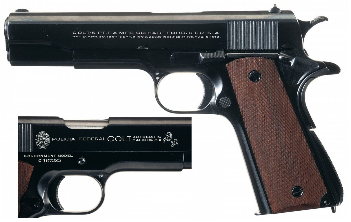 Colt Argentine Contract
