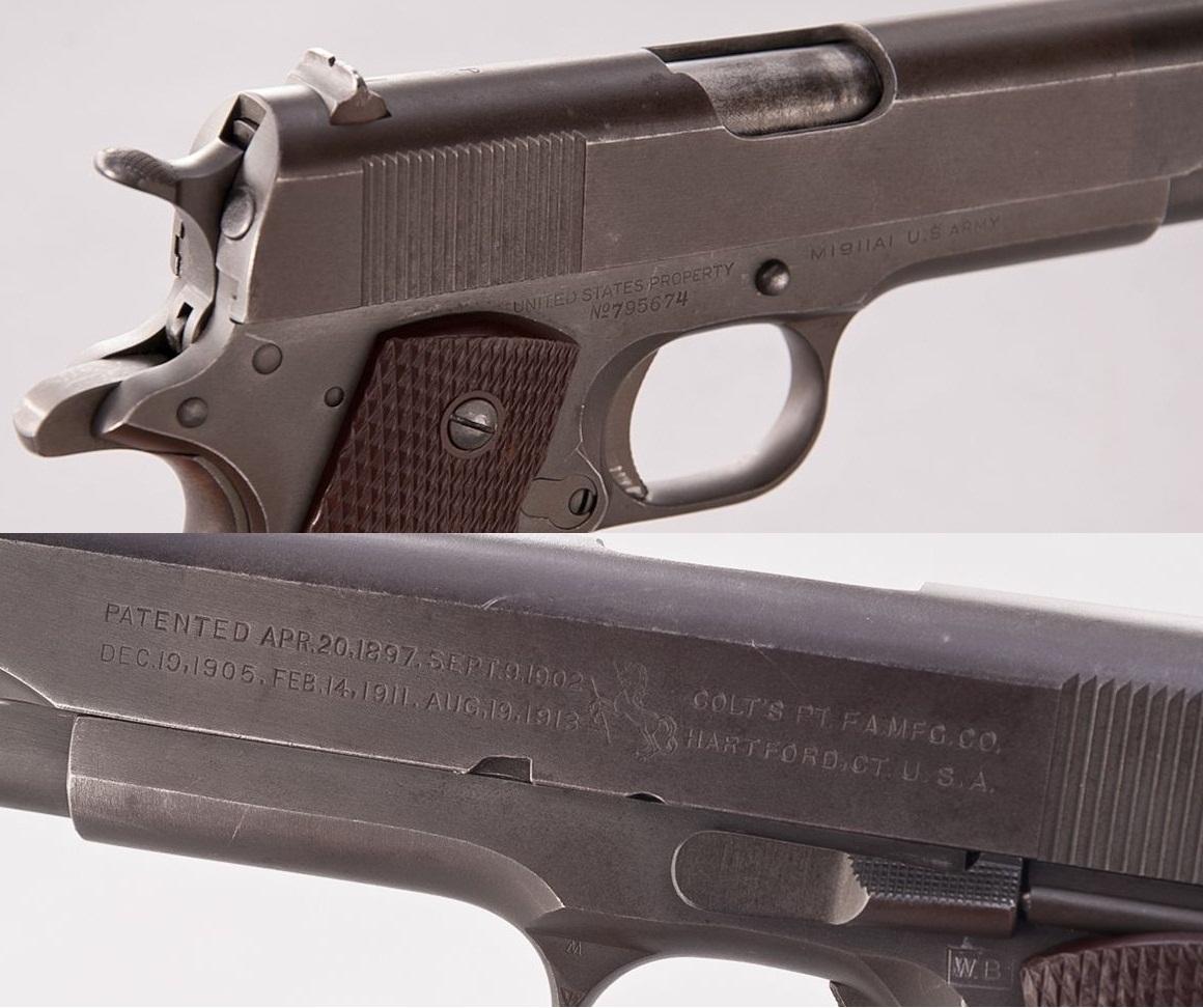 US Navy Colt Model 1911-A1