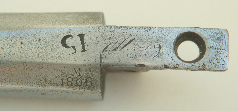 Le pistolet de cavalerie modele an IX