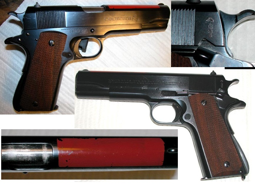 Colt Government Model 1911A1 Norwegian Resistance
