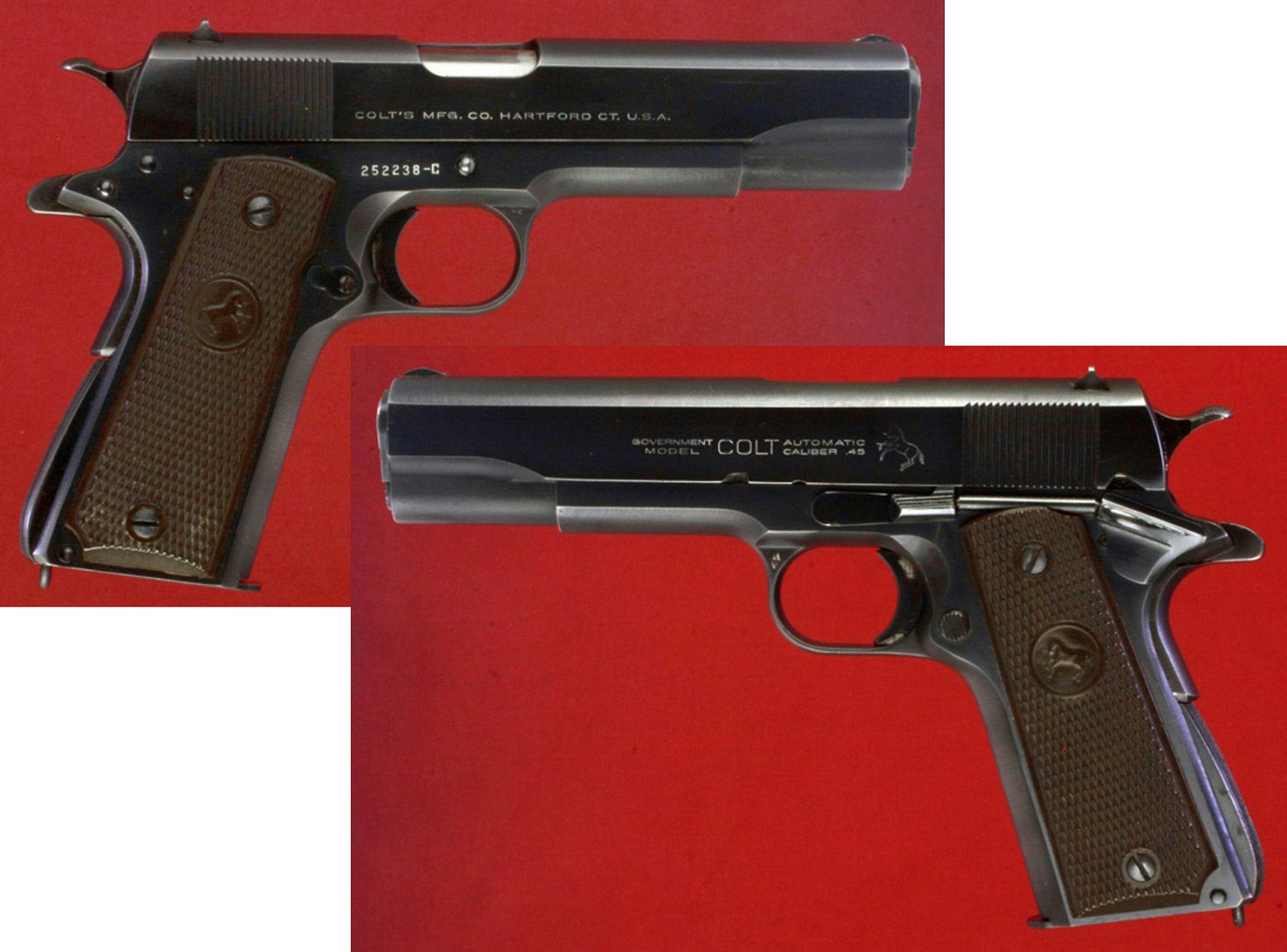 Post-War Colt Model 1911A1 Government