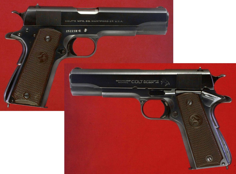 Post-War Colt Model 1911A1 Government