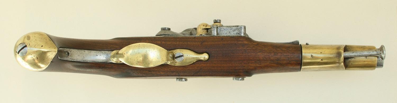 Le pistolet An 9 Manufacture Imperiale Maubeuge