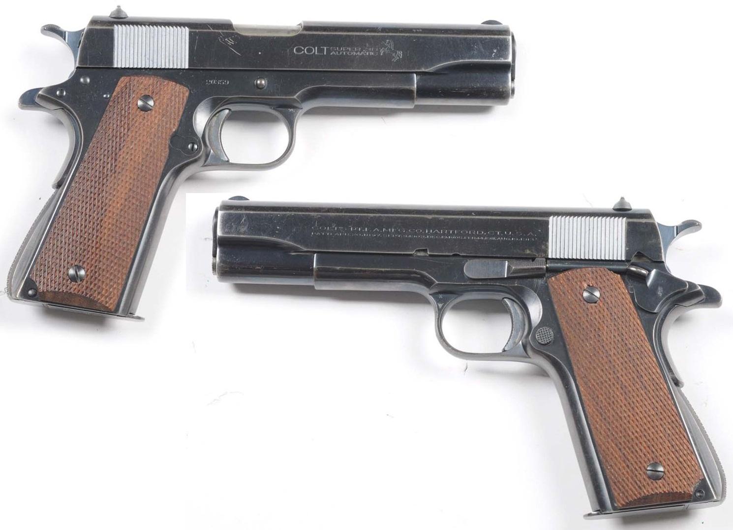 Colt Super .38