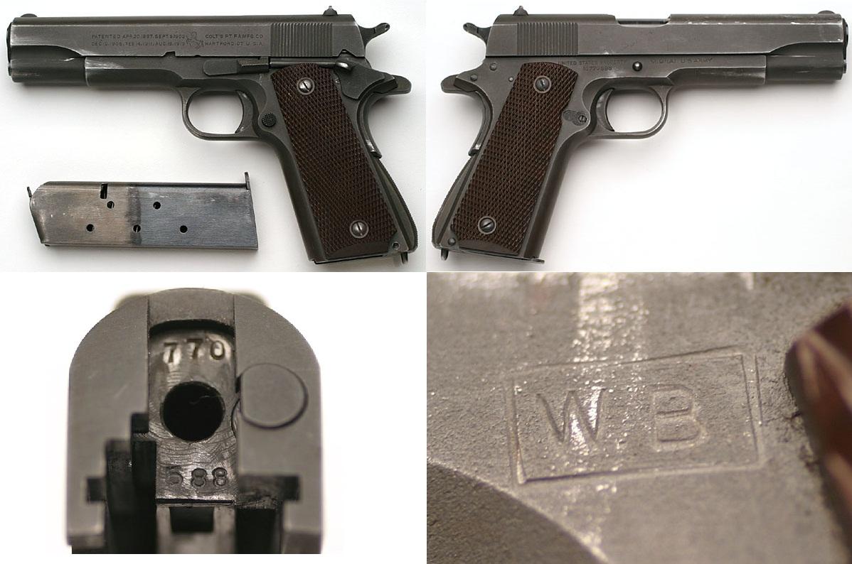 Colt Model 1911A1 Military