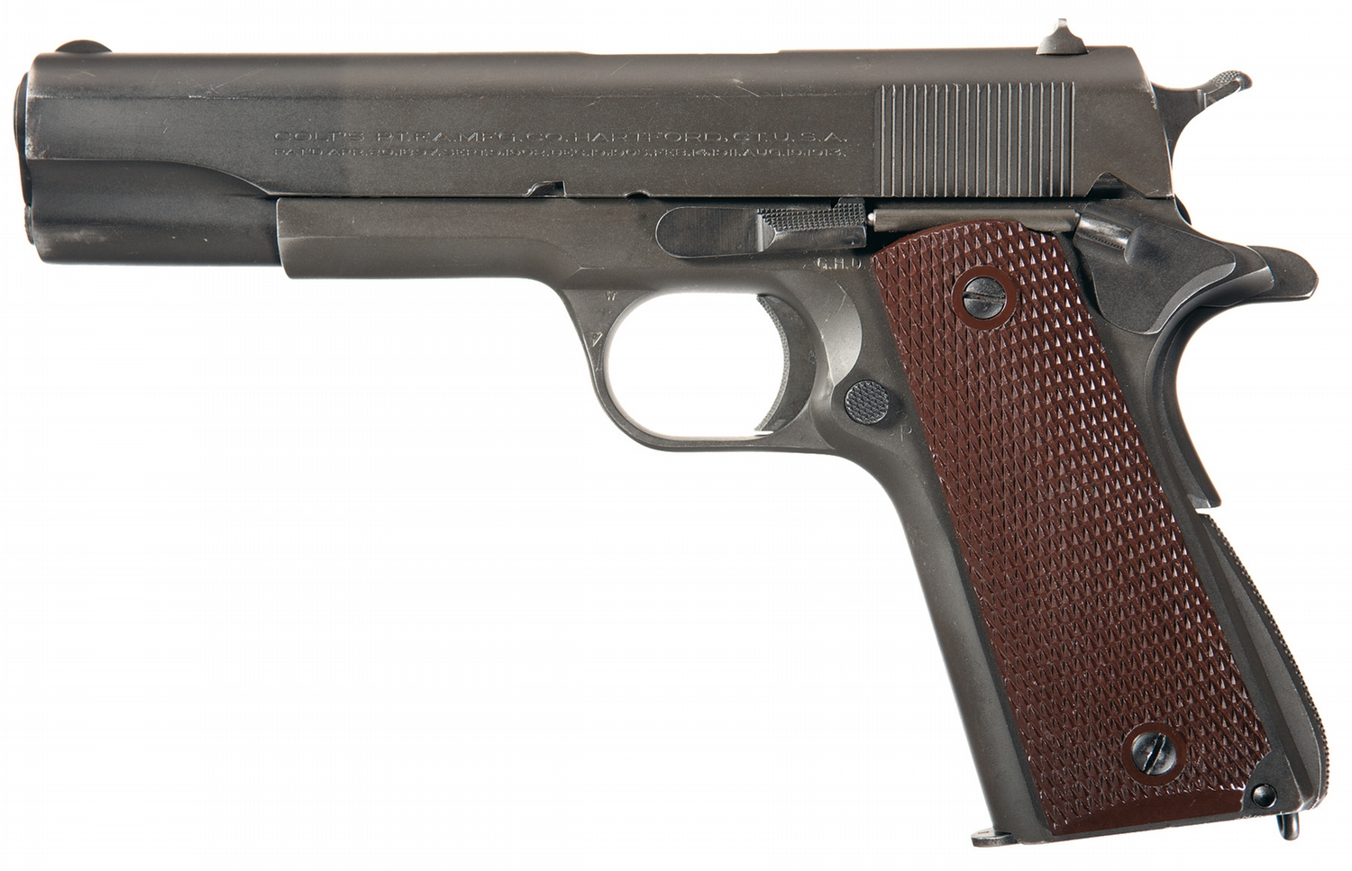 Colt Government Model 1911A1 Military/Commercial Pistol