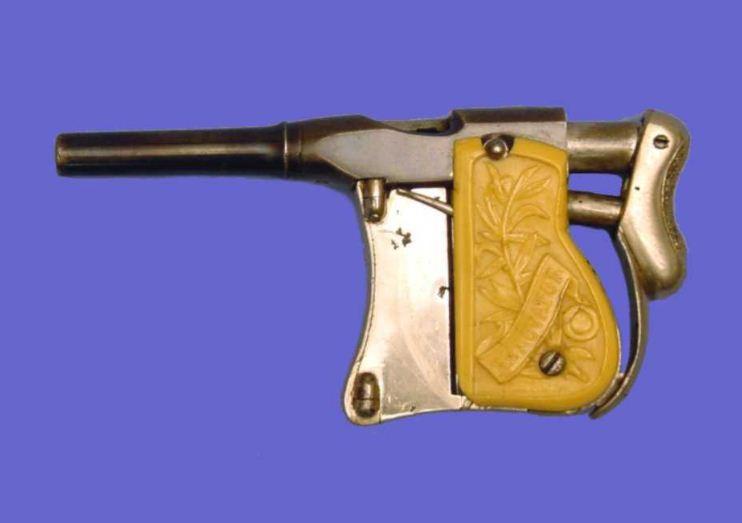 Squeeze Palm Pistol Renovator
