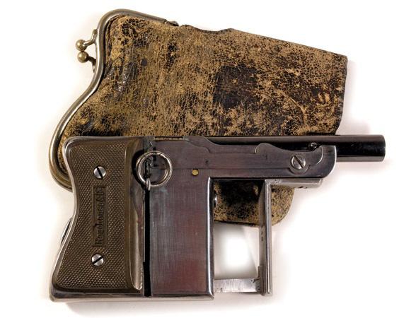 Французский пистолет-эспандер Rouchouse