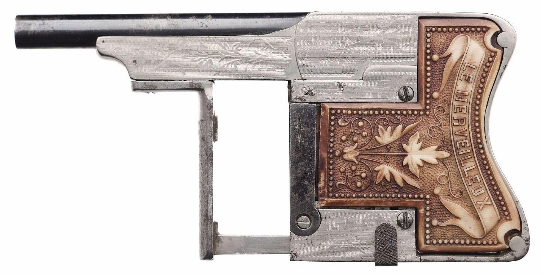 Французский пистолет-эспандер  Le Merveilleux