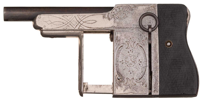 Les pistolets Rouchouse
