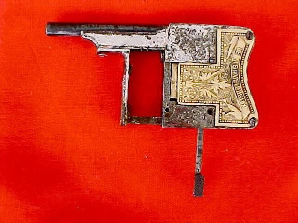 Les pistolets Le Merveilleux