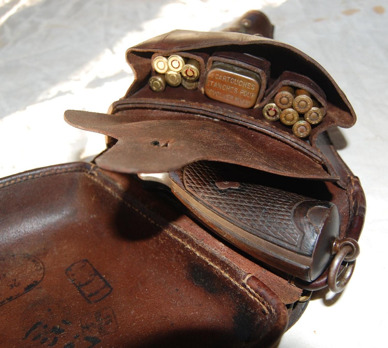 Coffret Le revolver de 8 mm modele 1892