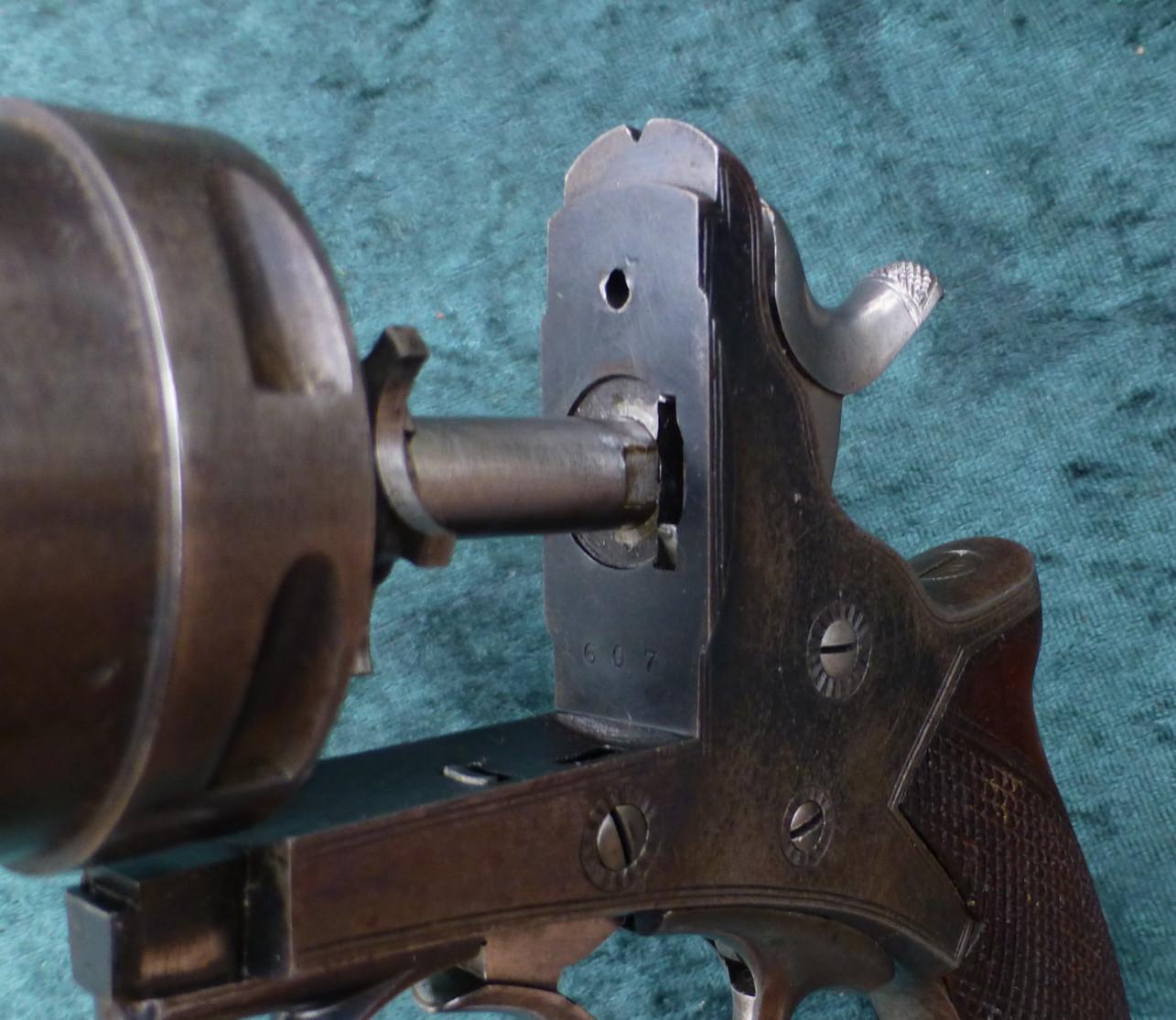 Galand-Sommerville Revolver