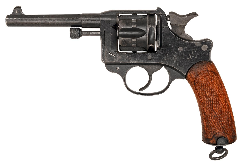 French Model 1892 Revolver