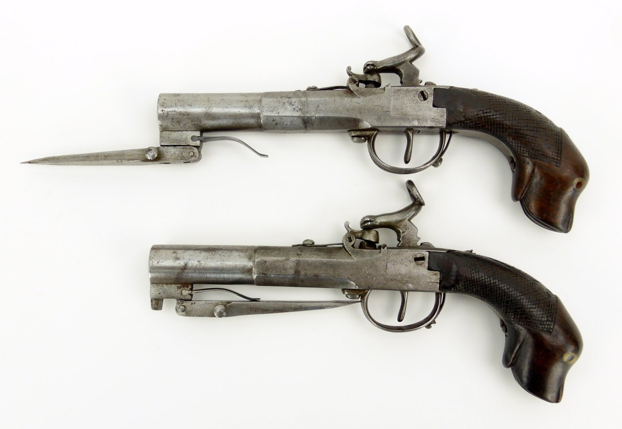 Muff Pistols