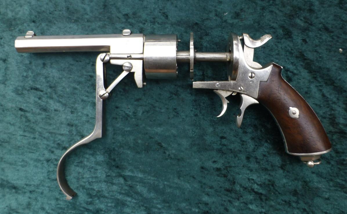 Galand Revolver M1868
