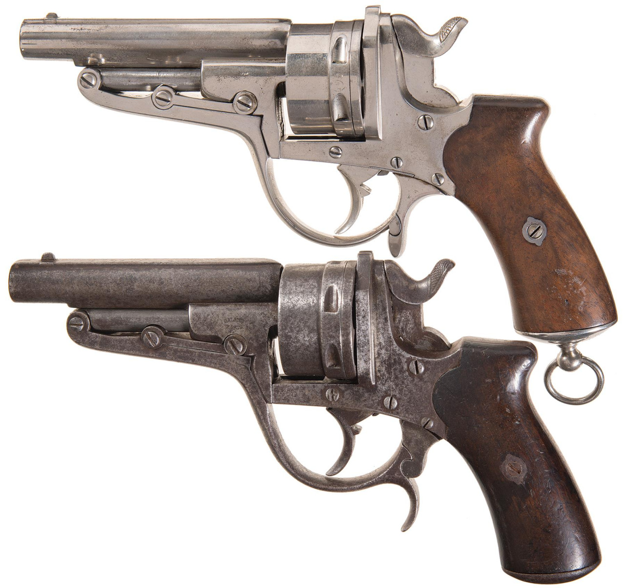 Galand Double Action Pocket Revolver