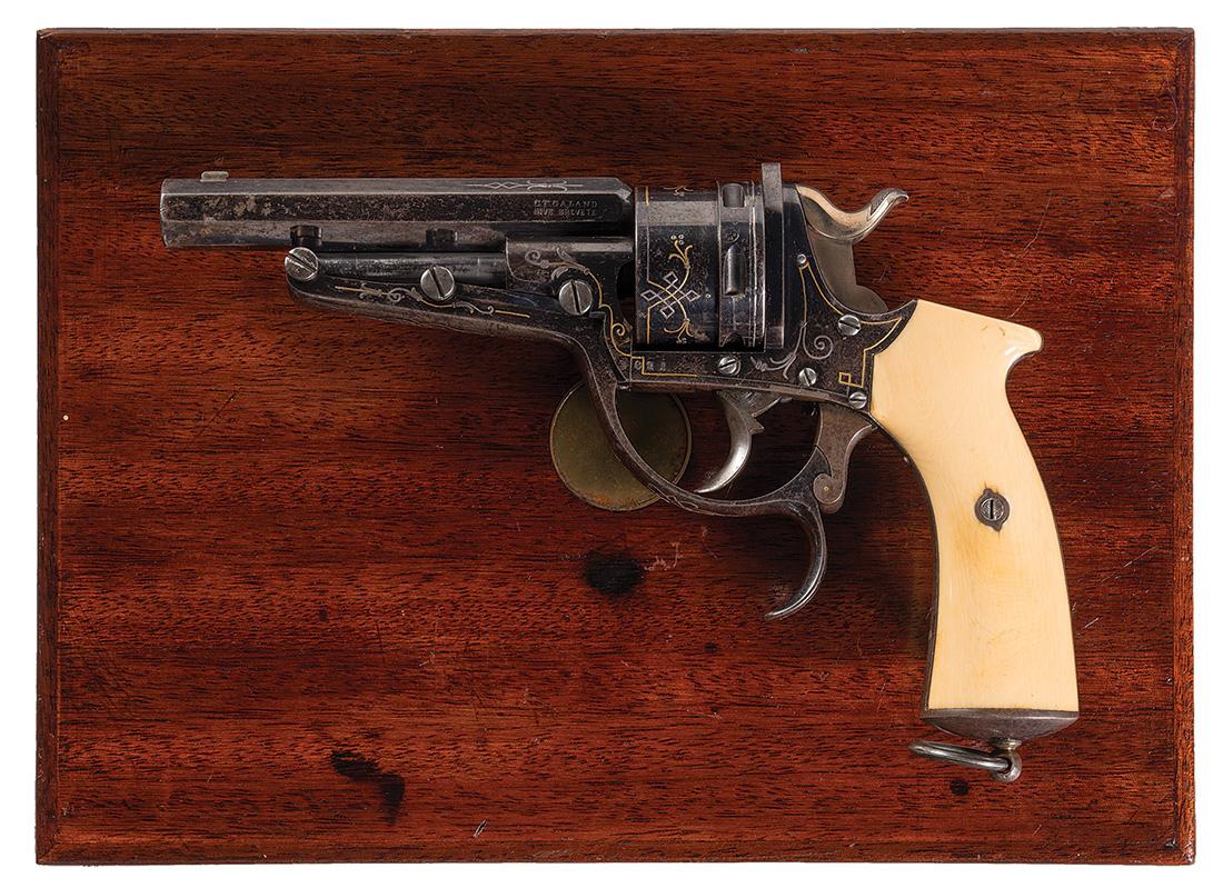 Revolver Galand M.1872