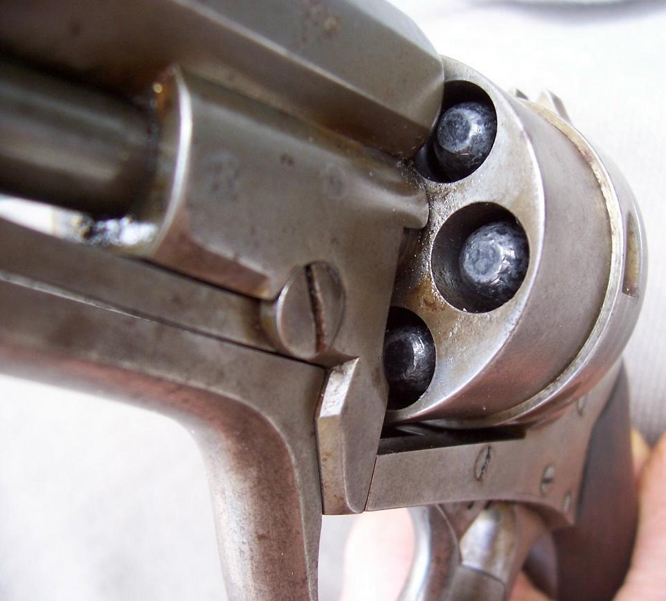 Revolver Galand Perrin Thick Rim
