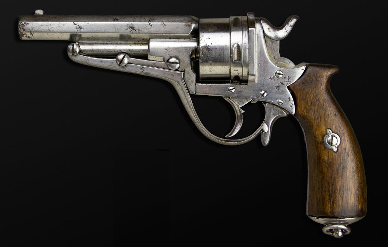 Revolver Galand M.1870