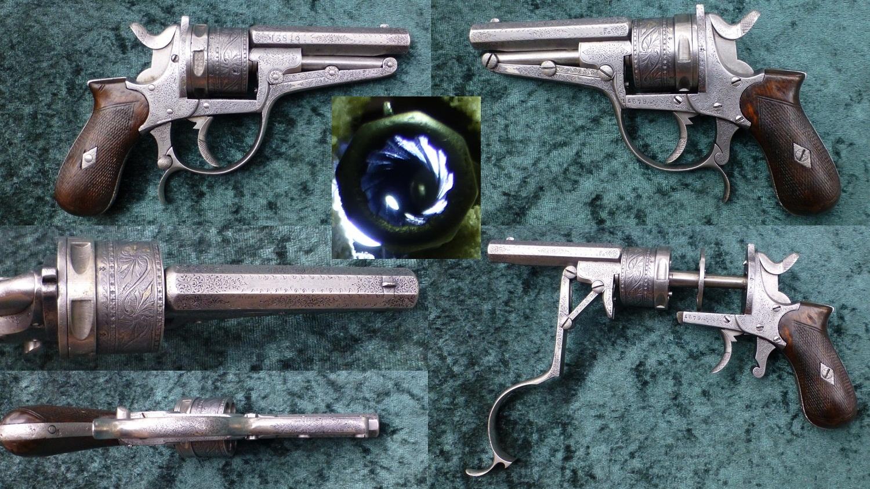 Револьвер Галан Baby