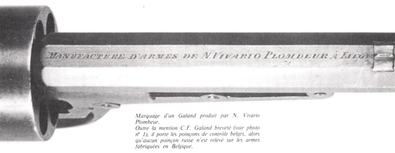 Galand Revolver N.Vivario Plombeur