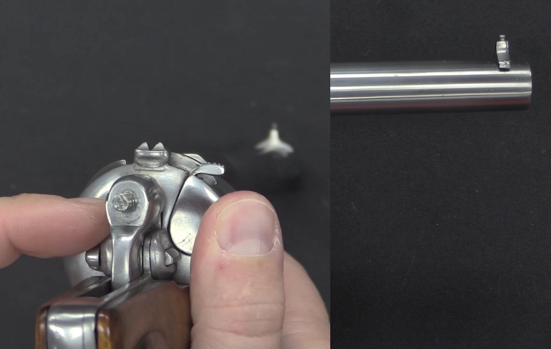 """Revolver Dartein """"Zig-Zag"""" Style"""