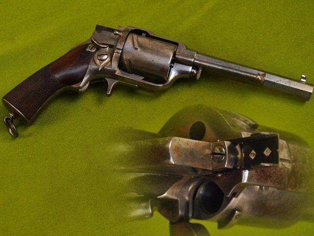 Револьвер Дартейна Зиг-Заг Модель №2