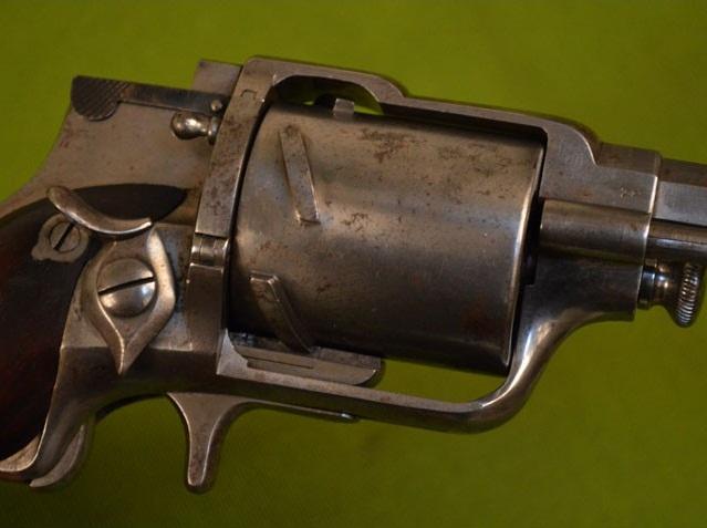 Revolver Dartein Zig-Zag Model 2
