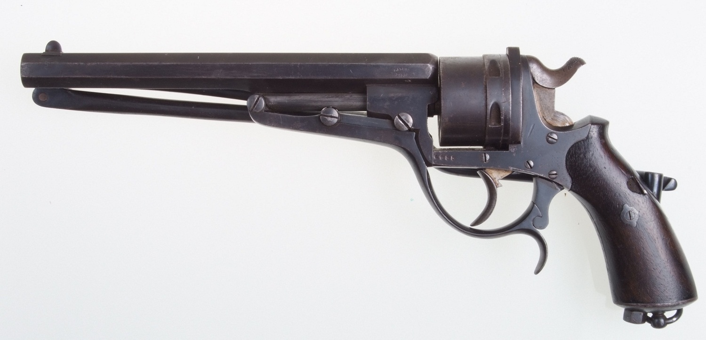 Galand Sportsmen Revolver